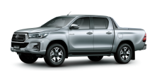 Toyota Hilux 2.4E 4x2 AT MLM 2018