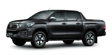 Toyota Hilux 2.8G 4x4 AT MLM 2018